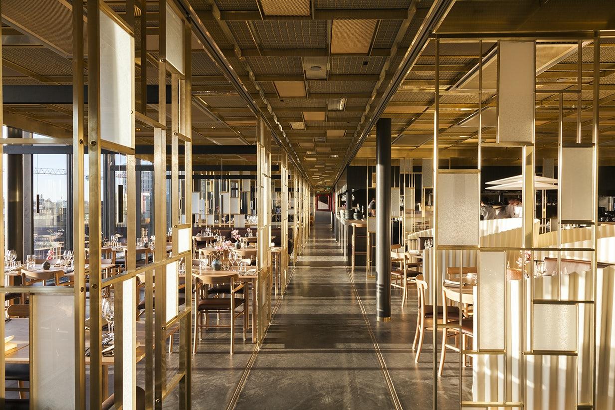 interior Tak restaurant