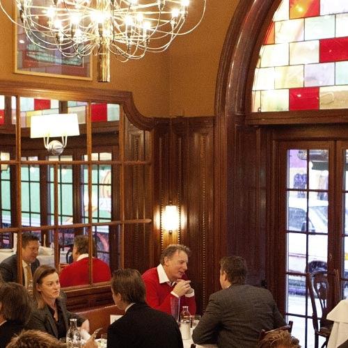 interior Prinsen restaurant