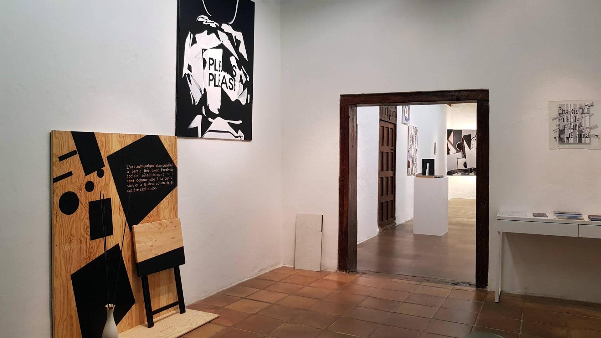 Canarian art in Galería de Arte Artizar