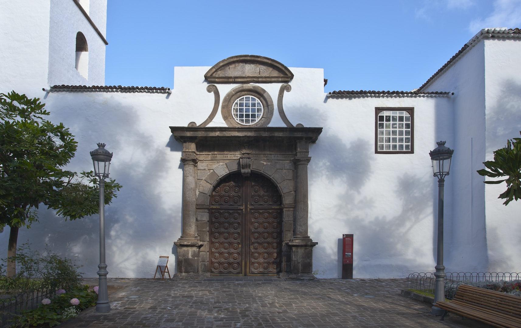 Plaza San Marcos in Icod de los Vinos