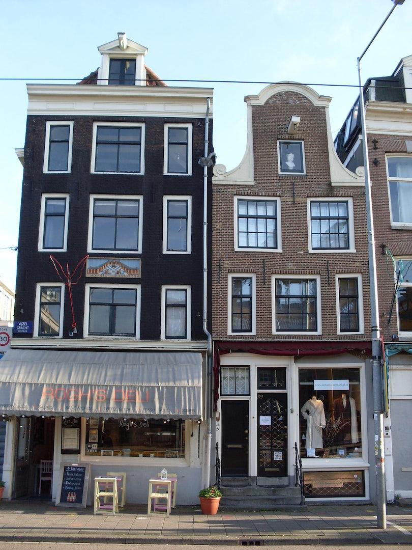 Amsterdam - Vijzelgracht
