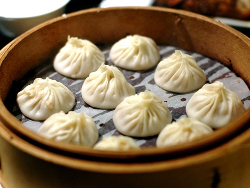 dim sum steamed buns from Fong Mei