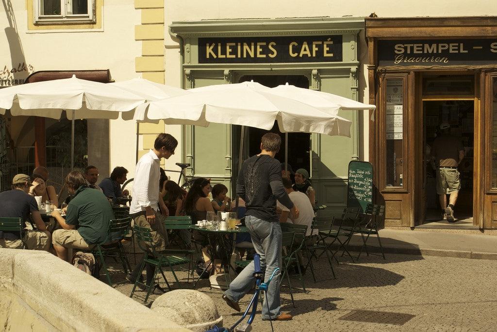 Vienna - Kleines Café