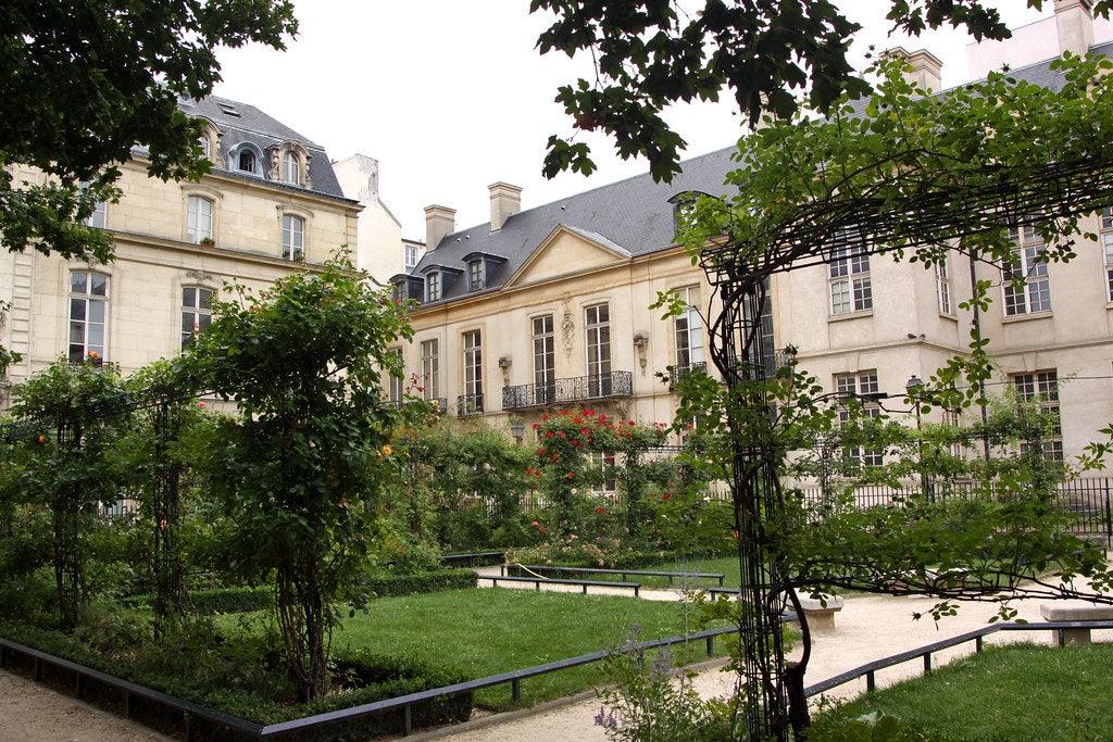 Jardin Saint-Gilles Grand Veneur
