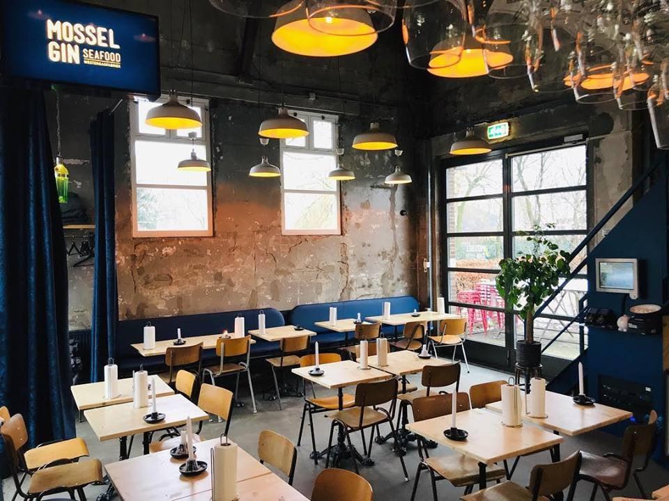 Mossel & Gin fish restaurant