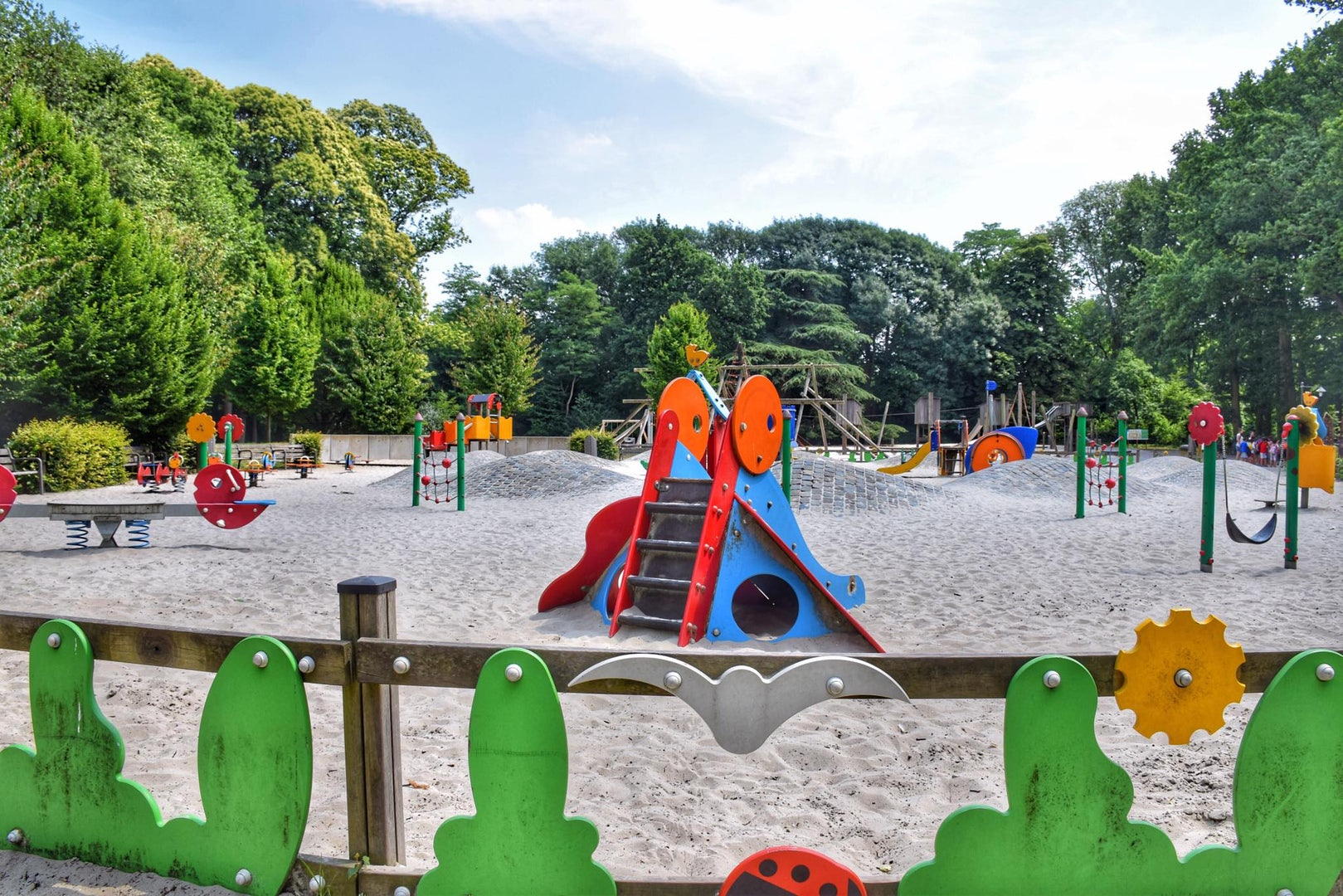 Kids' Playground in Nachtegalenpark