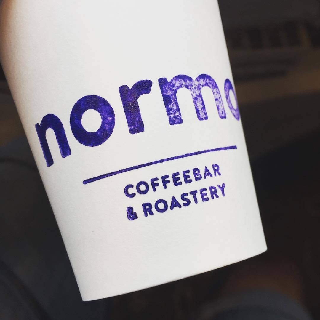 Normo coffee cup