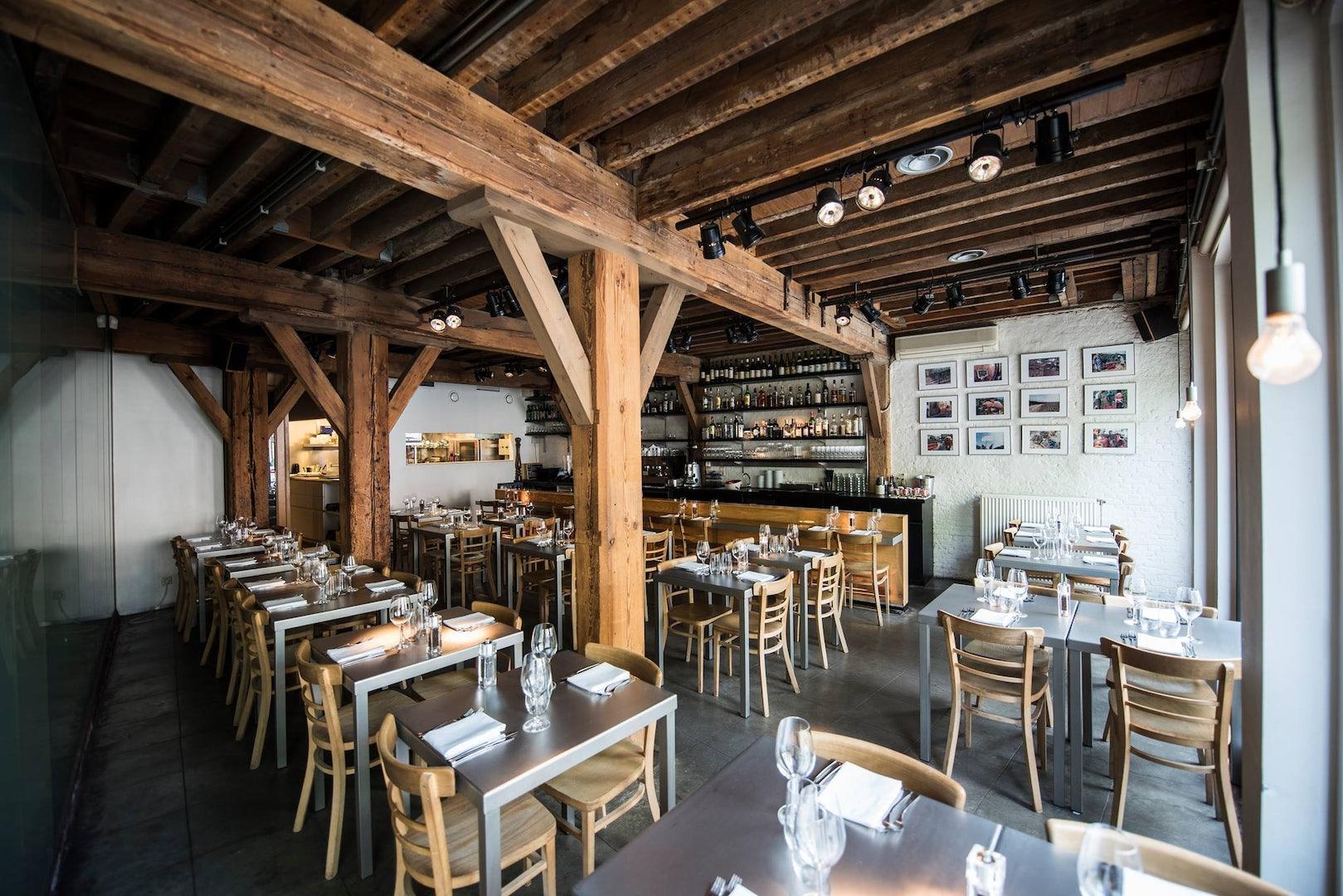 Winebar Pazzo in Antwerp