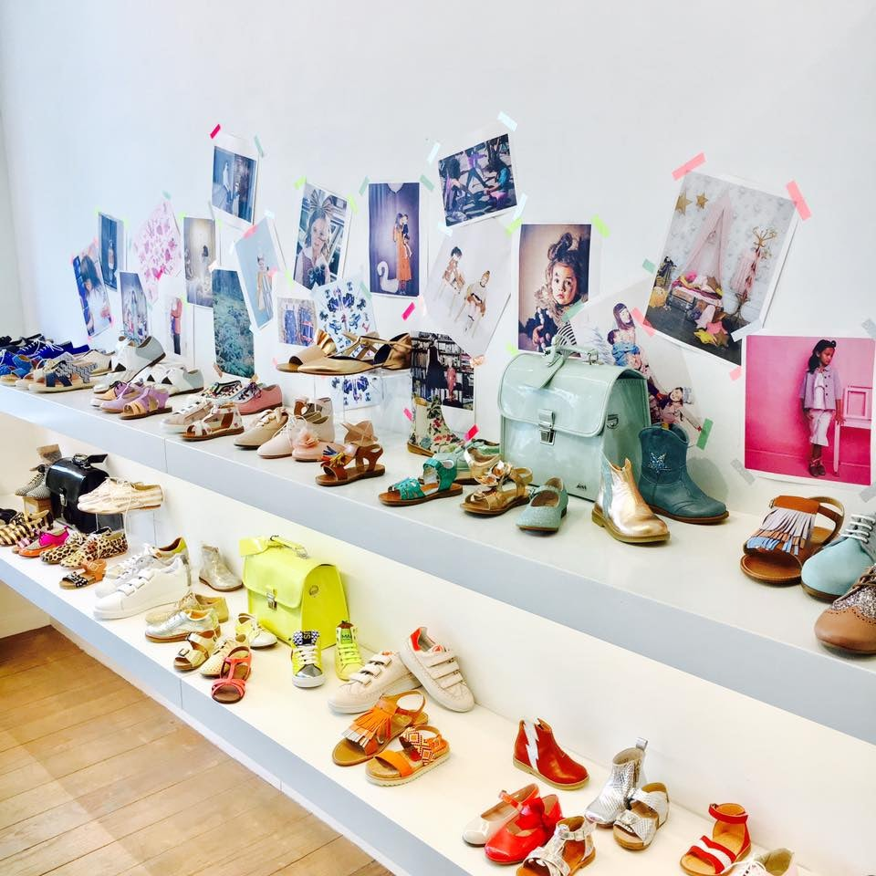 kids' shoes at LimonSoda