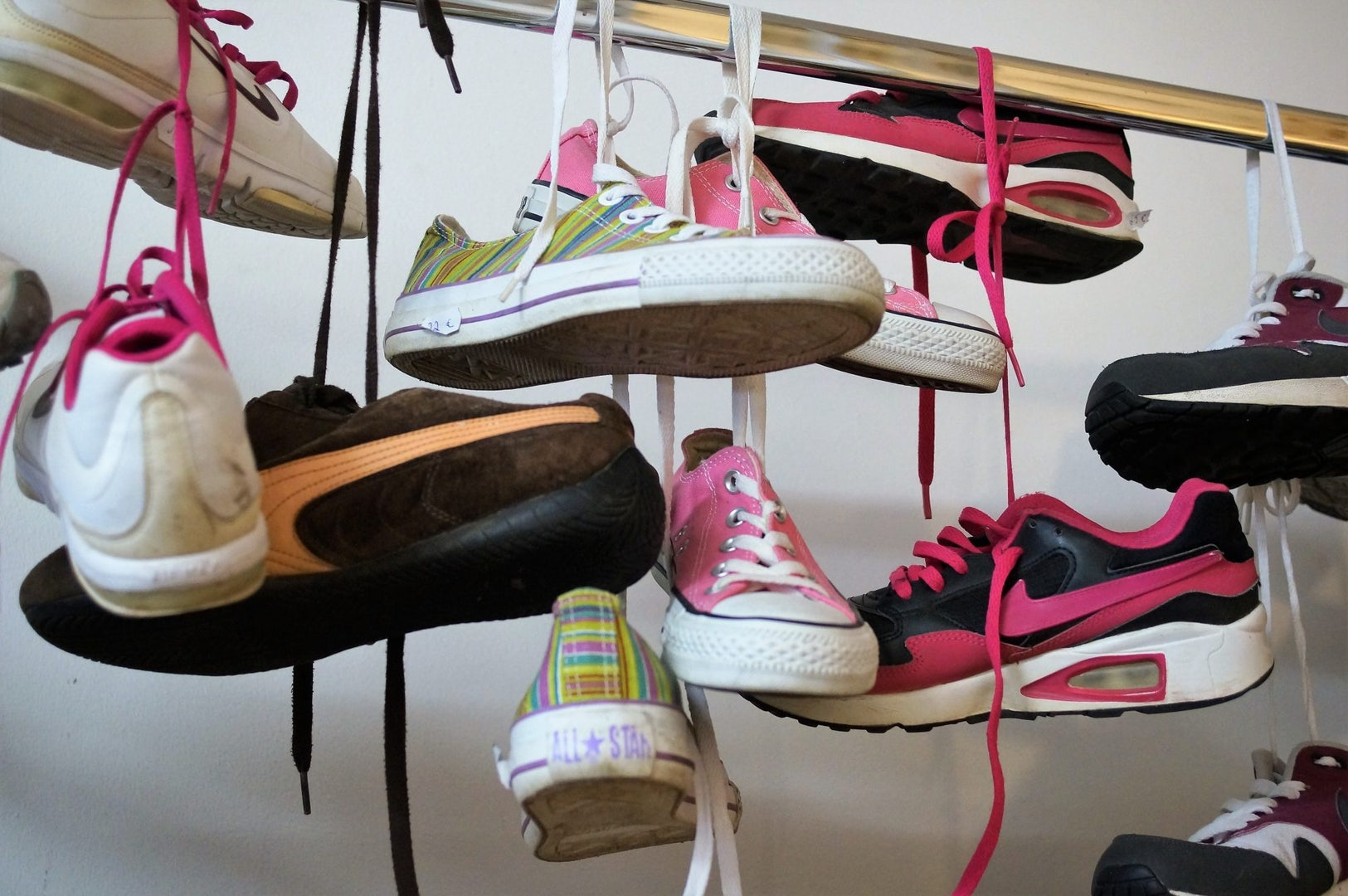 secondhand shoes at Think Twice