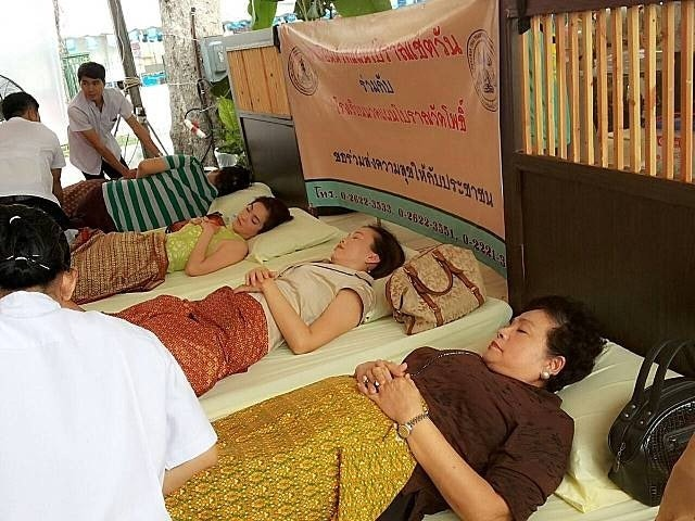 Traditional Thai Massage School