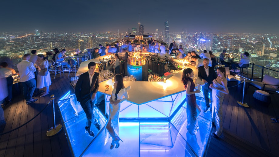 Moon Bar at roof top