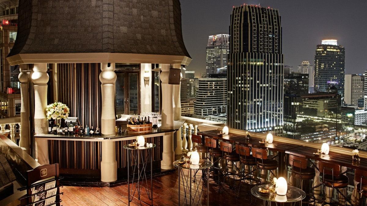 The Speakeasy Rooftop bar Bangkok