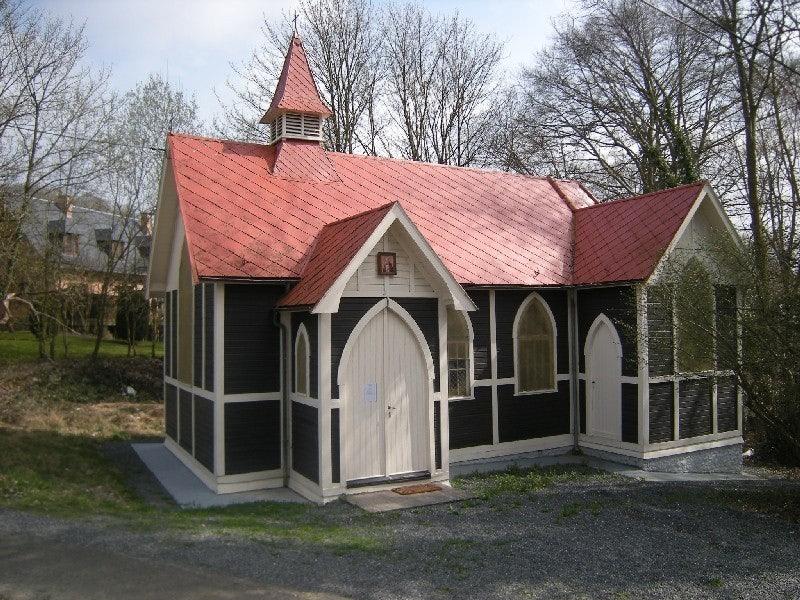 Canadian Chapel in Malonne