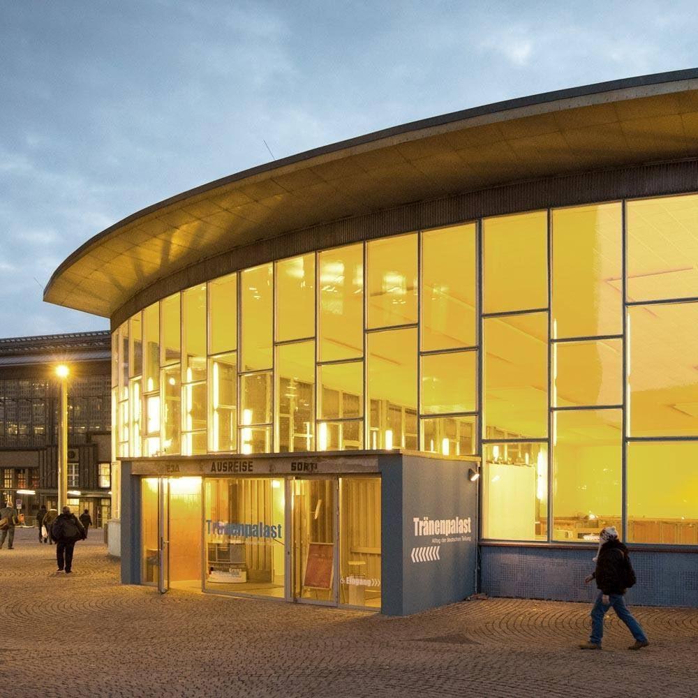 Tränenpalast in Berlin