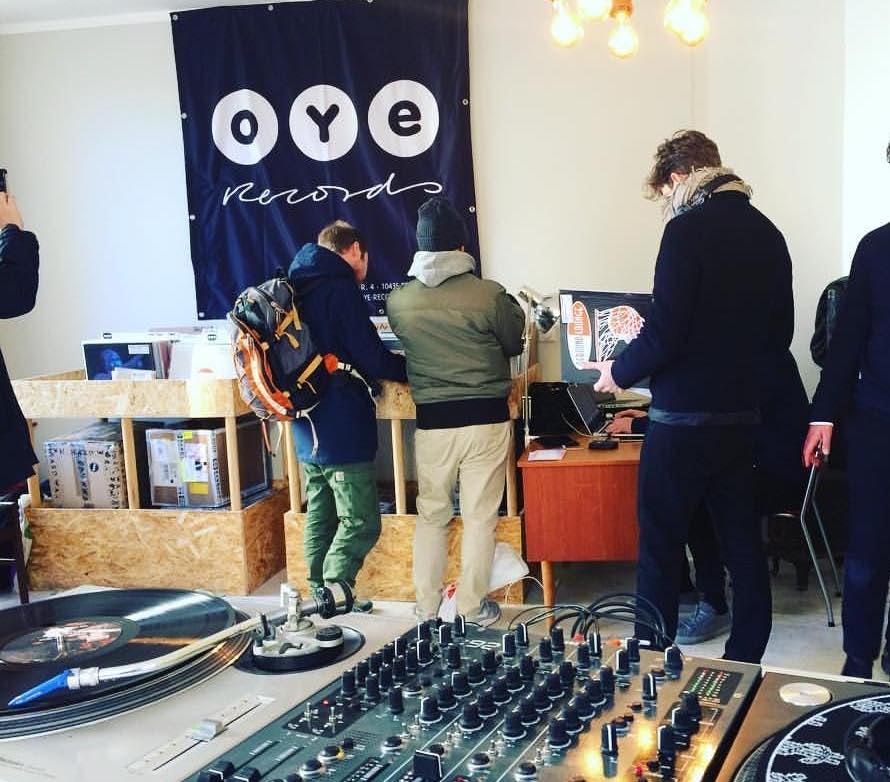 OYE Records