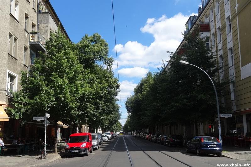 Wülischstrasse in Berlin