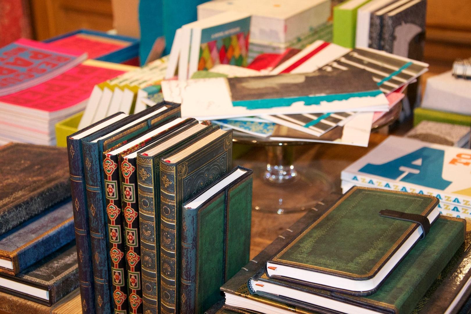 notebooks at Alfa Papyrus