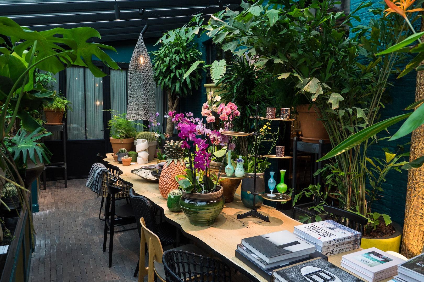 Florist shop Frederiek Van Pamel