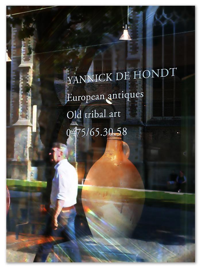 Yannick de Hondt store