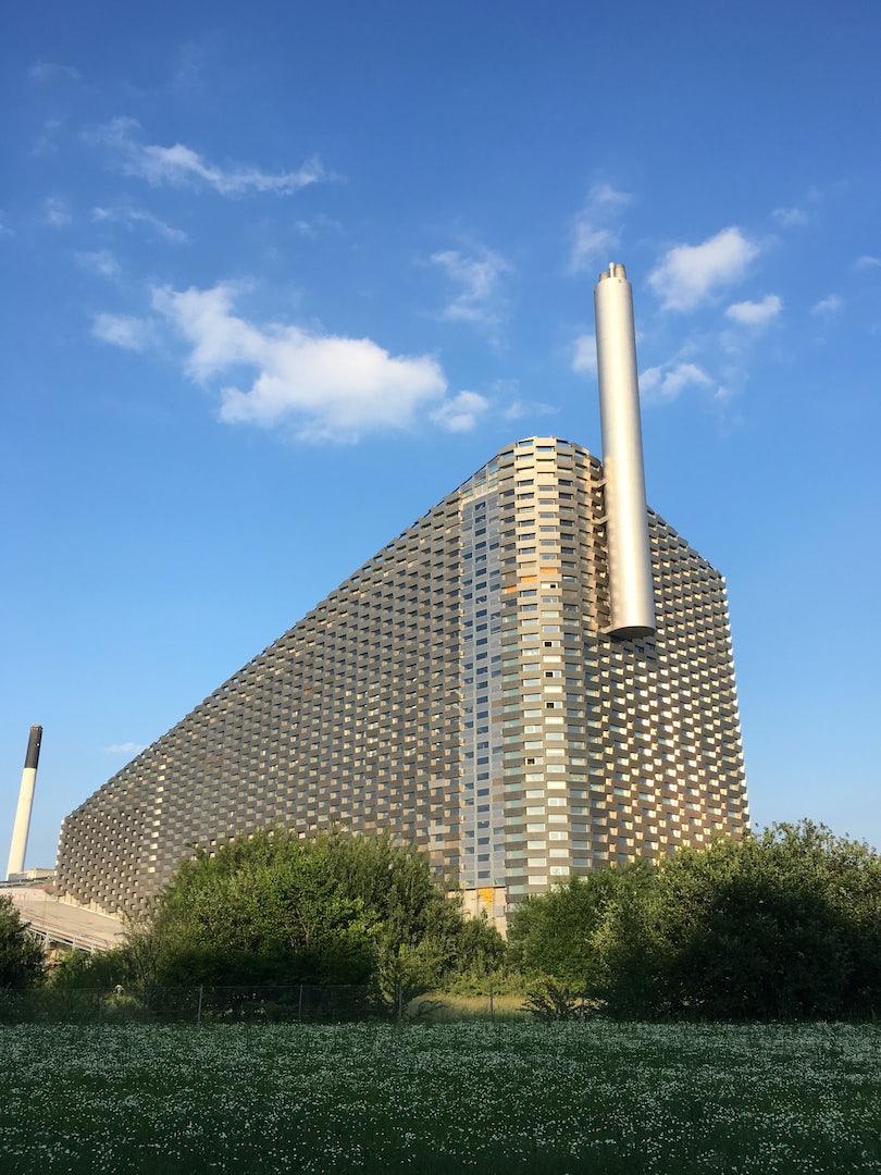 Copenhill building