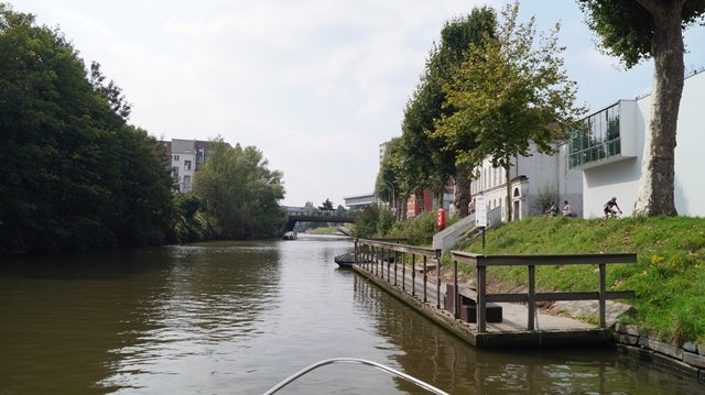 a tour with Minerva Boat Company