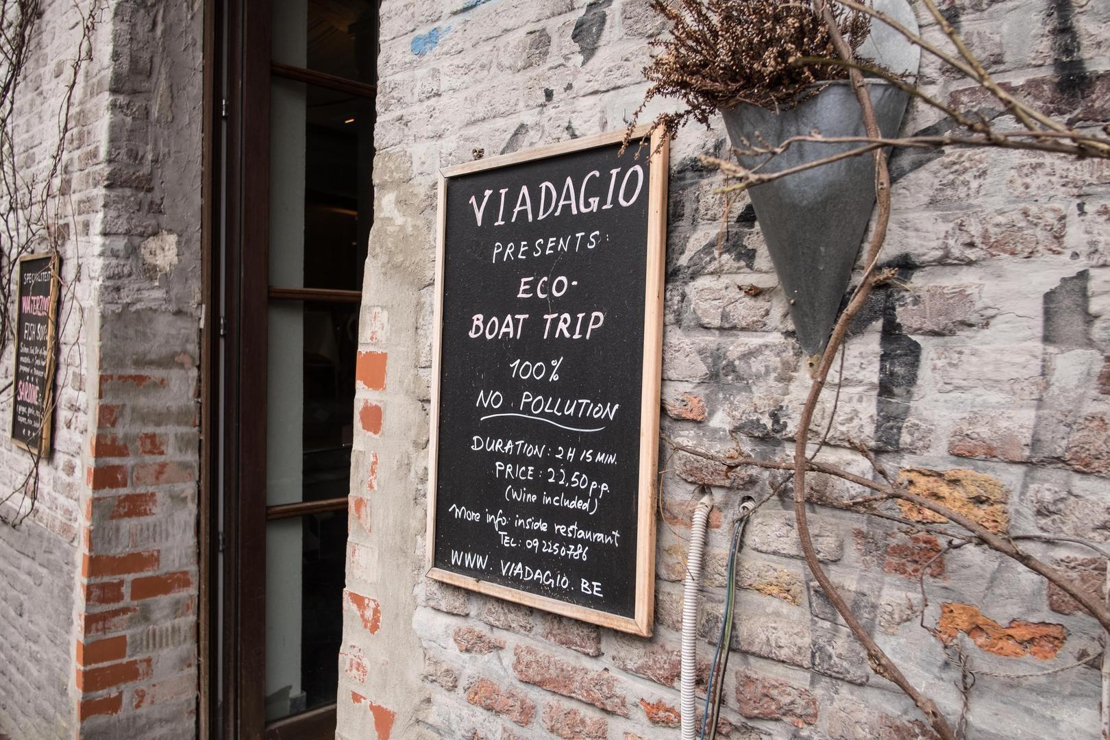 Viadagio tours in Ghent