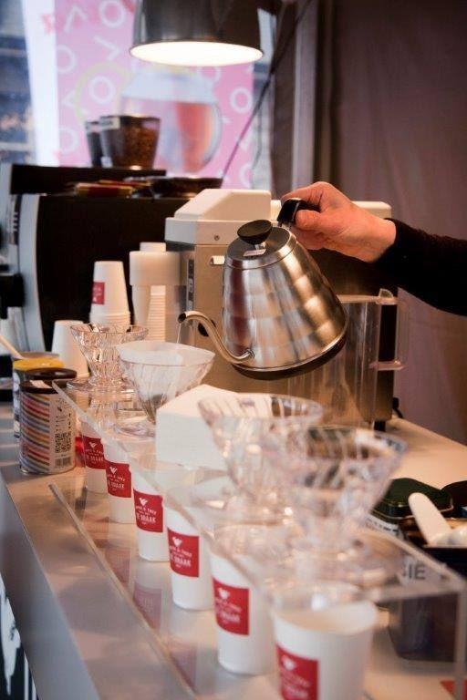 Coffee from Draak
