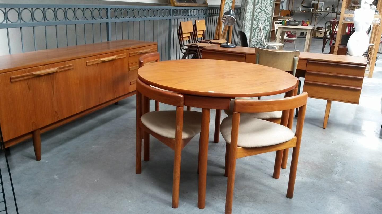 vintage furniture at Antiek-Depot