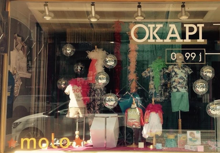 Okapi store Ghent