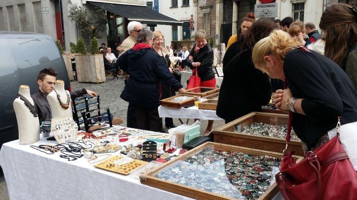 Prondelmarkt at Bij Jacobs