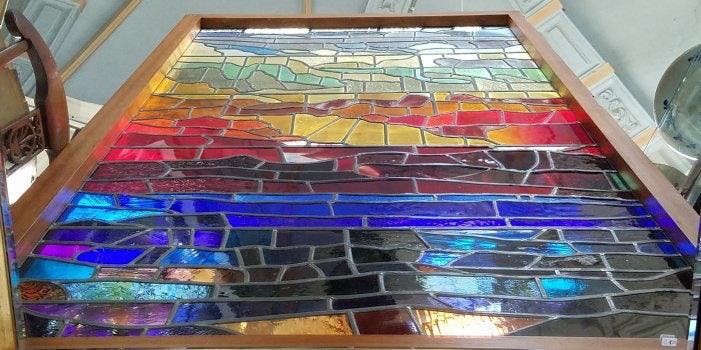 Glass at Galerie St-John