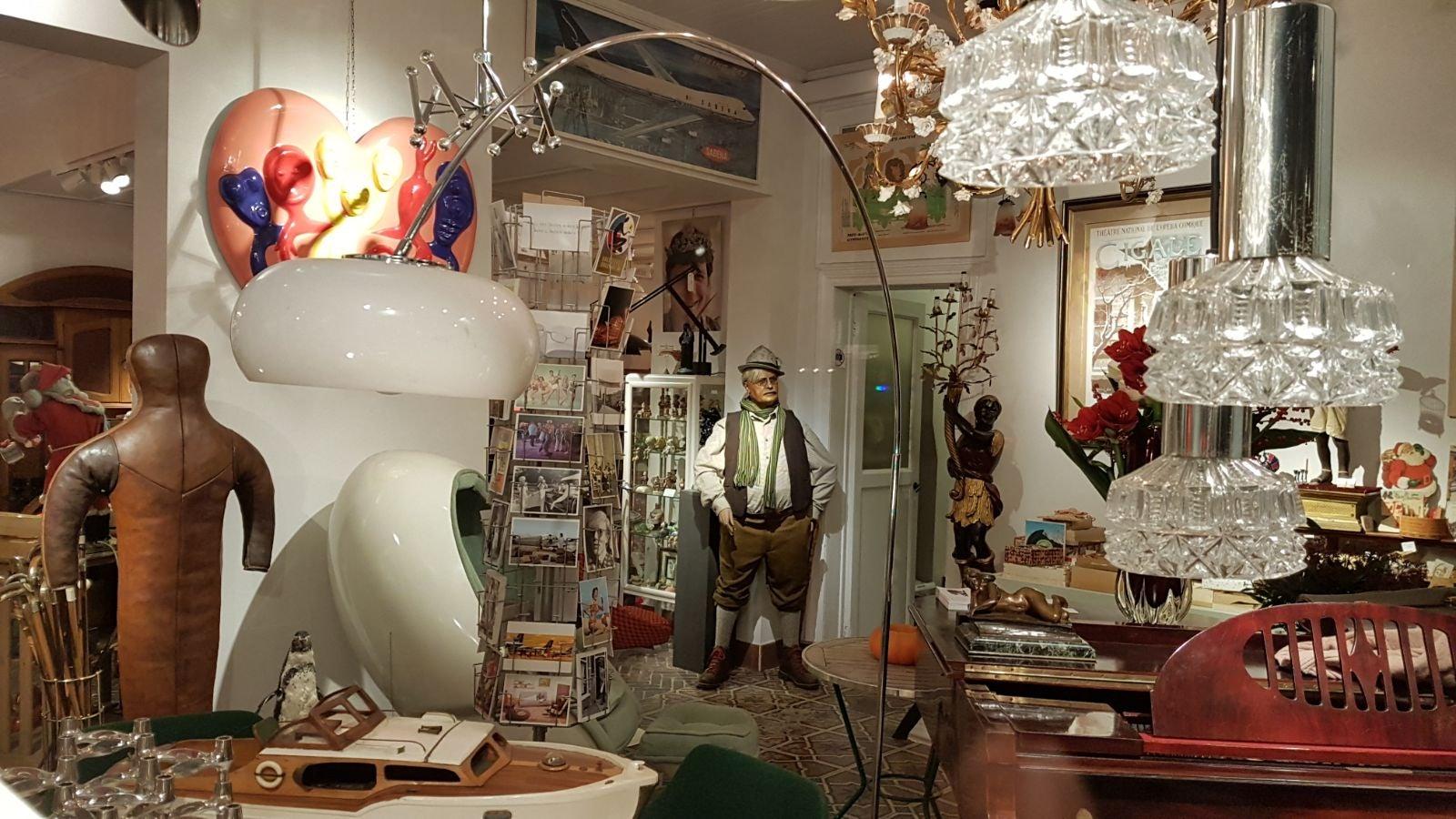 vintage at Het Tijdreisbureau
