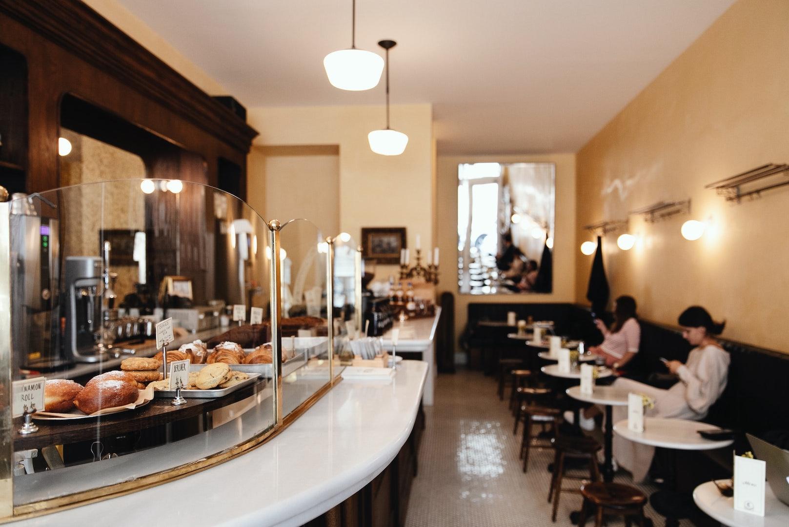 coffee bar Petra Topağacı in Istanbul