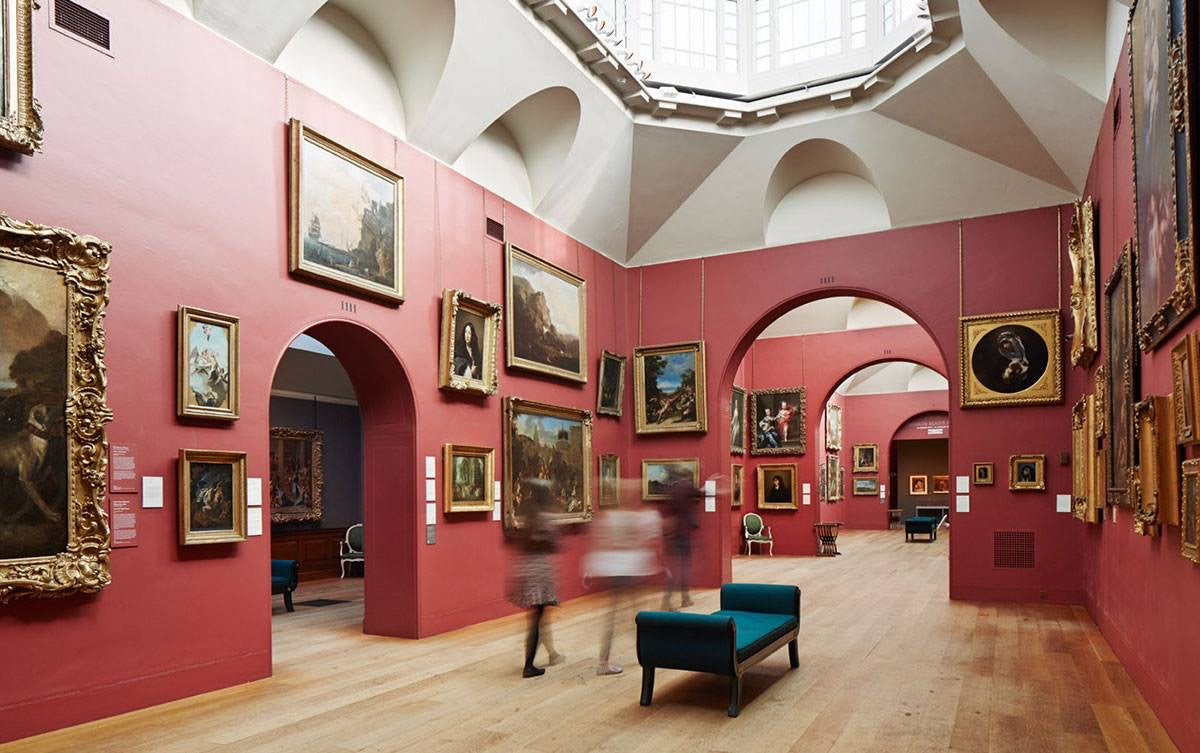 art at Dulwich Picture Gallery