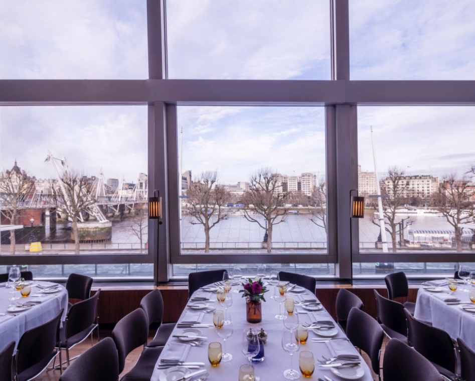 Skylon restaurant with a view