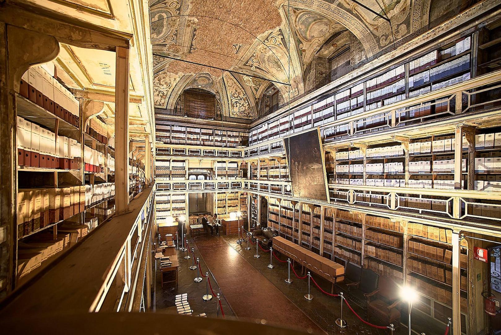 Ca' Granda Historical Archive