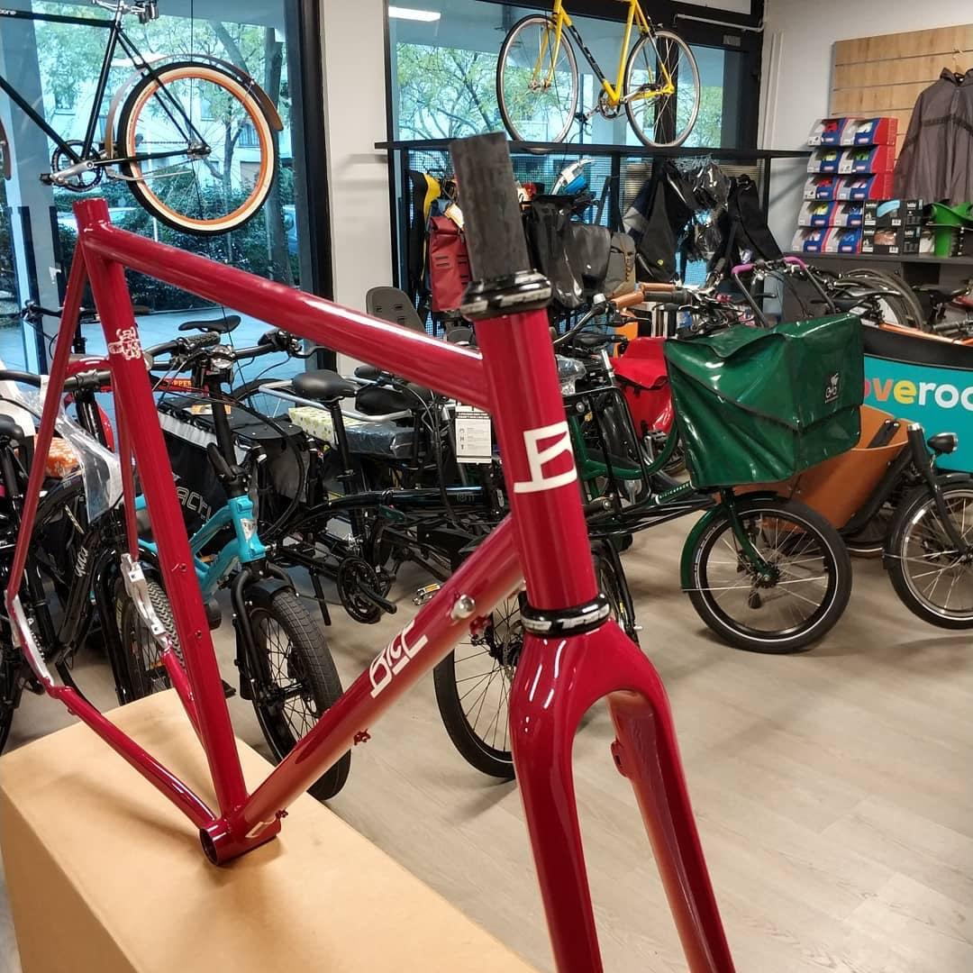 La Stazione delle Biciclette shop in Milan