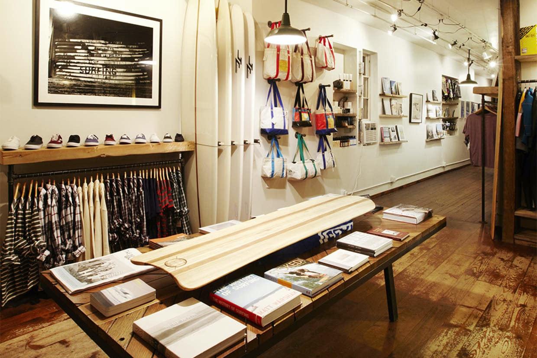 surf shop Saturdays NYC