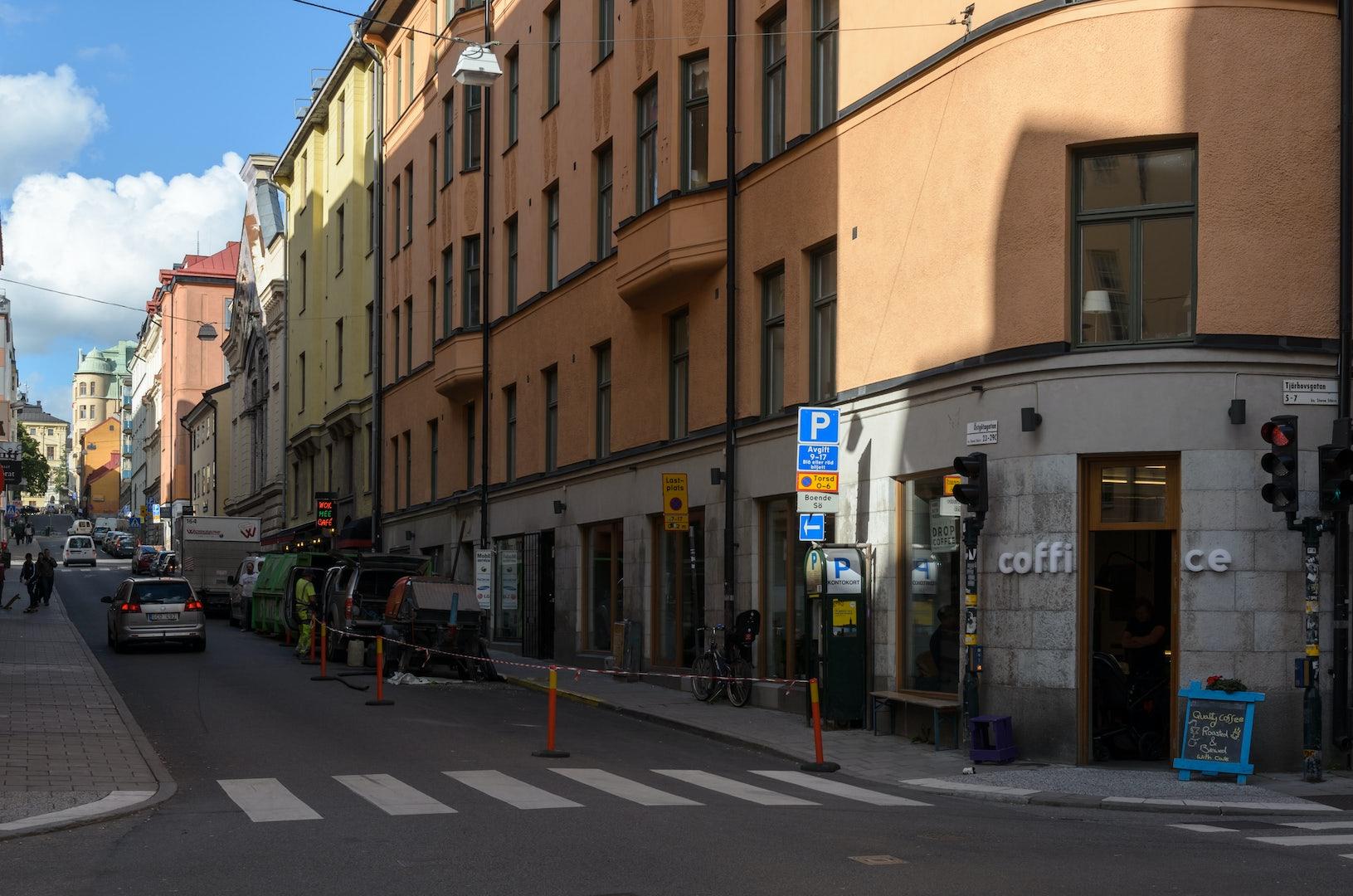 Stockholm - Coffice
