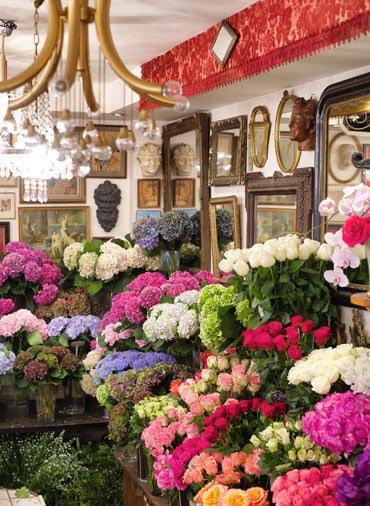 flower boutique Arôm