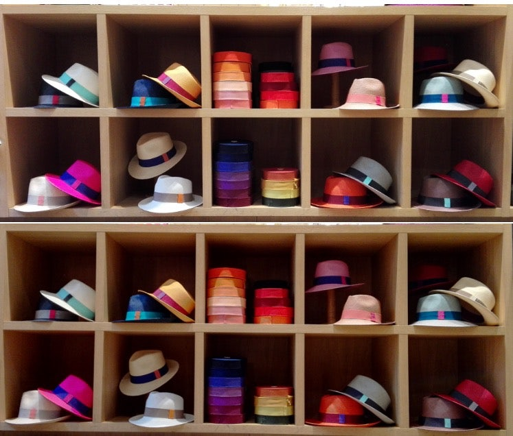 Hats from La Cerise Sur Le Chapeau