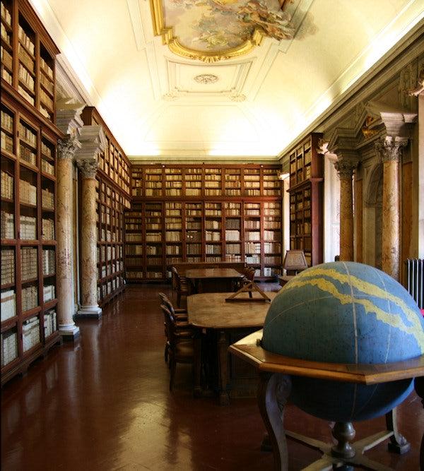 interior of Accademia dei Lincei