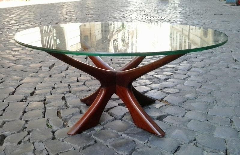 modern vintage table