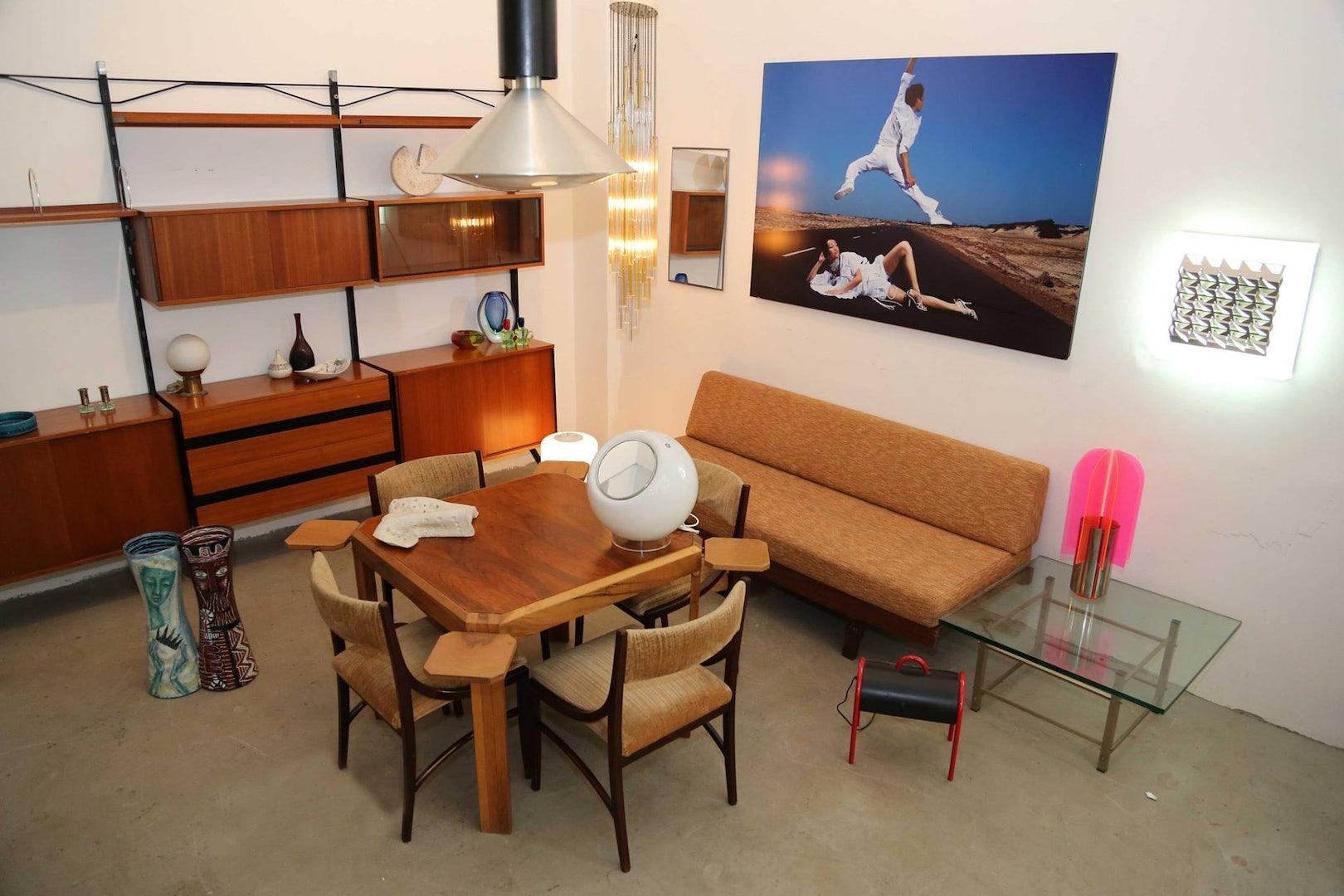 vintage furniture at Lamps60