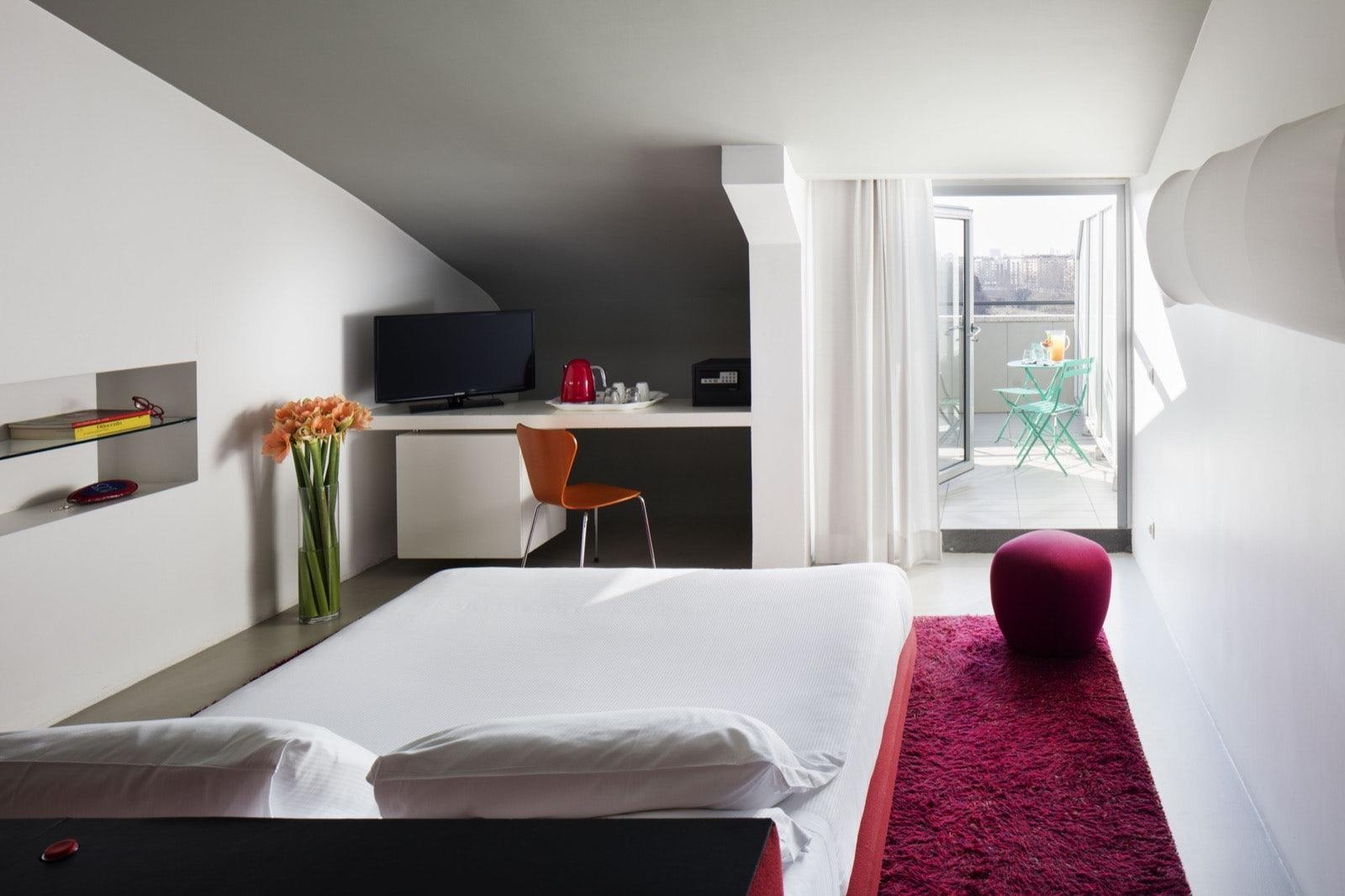interior at Worldhotel Ripa