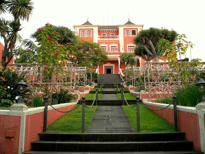 Plaza de la Constitución in La Orotava