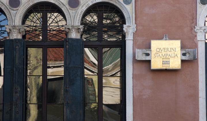 façade of Querini Stampalia