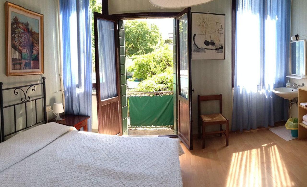 a room at Antica Locanda Montin