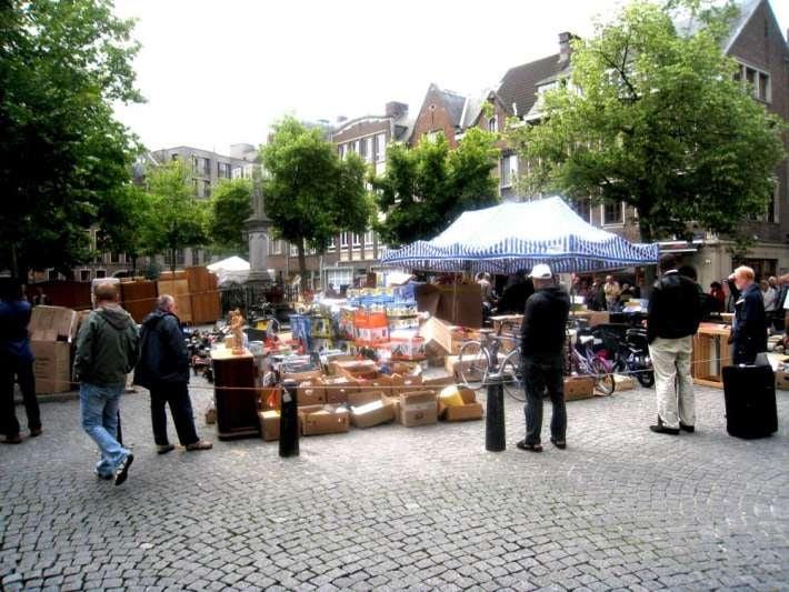 Antwerpen - Vrijdagmarkt